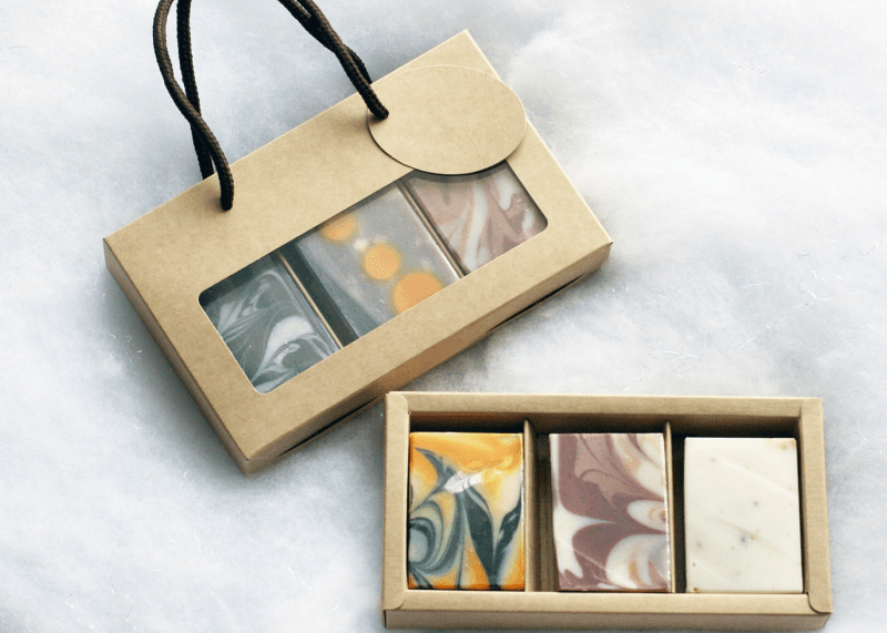 sabun paketleme nasıl yapılır - Evde Sabun Paketleme İşi